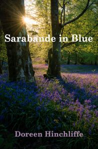 The front cover of Sarabande in Blue