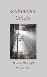 The front cover of Substantial Ghosts